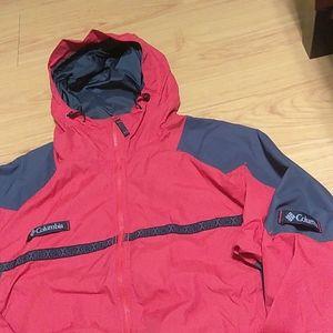 Retro Columbia Jacket.